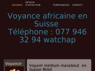 Maitre Alain, un Marabout comme vous n'en avez jamais vu !