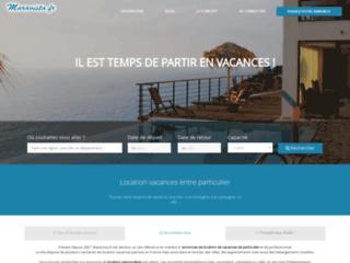 Détails : Site location vacances