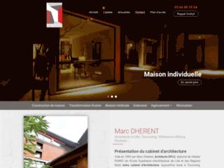 cabinet d'architecture à Tourcoing