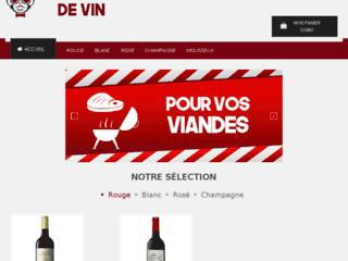 Marchand de vin à Châtellerault