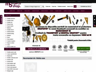 Détails : MarcoShop-OnLine.ro - Magazinul tau de mobila