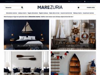Détails : Marezuria, décorations marines pour la maison