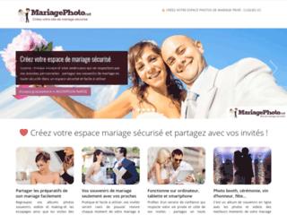 Photos de mariage privées