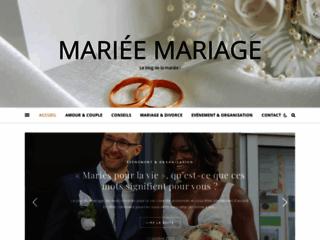 Détails : Décoration mariage