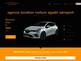Détails : Agence Marinecars de Location voiture Agadir