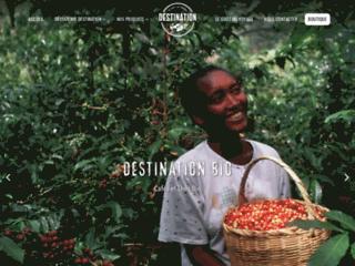 Détails : Destination Bio: le leader de la distribution du café bio et ses dérivés