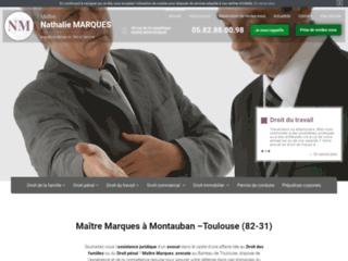 Cabinet d'avocat à Montauban