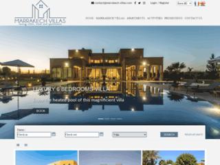 Détails : Location Villa Marrakech