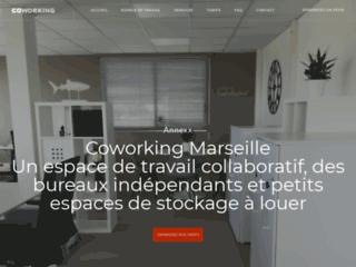 Espace de travail partagé à Marseille