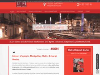 Cabinet d'avocat en droit du surendettement à Montpellier