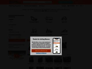 Détails : Mascus, le site d'annonces de matériels d'occasion