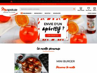 Détails : Ustensiles de cuisine sur MaSpatule.com