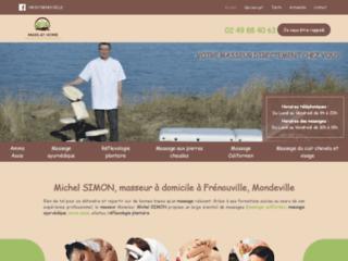 Michel SIMON, masseur à domicile à Frénouville