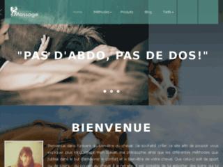 Détails : Cindy Wohlwend, thérapies et soins du cheval
