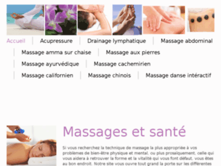 Détails : Le guide des techniques de massage