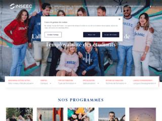 Détails : INSEEC - MSc & MBA