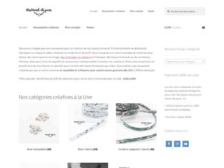 Détails : Boutique de matériel pour bijoux fantaisie