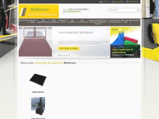 Matforpro: site de vente de tapis et revêtements de sol