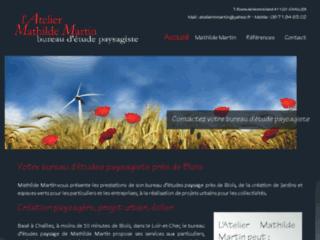 Détails : Mathilde Martin, votre bureau d'études paysagiste à Chailles