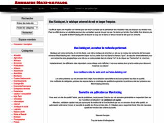 annuaire qui accepte les sites Santé/Medecine