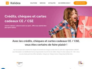 Détails : MaxiCheque créé le premier chèque cadeau électronique