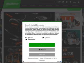 Maxiscoot : site de vente de pièces et accessoires pour scooters