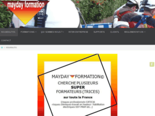 Mayday Formation : La formation CATEC