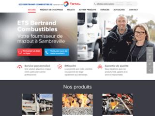 Bertrand Combustibles, fournisseur de mazout à Fosses-la-Ville