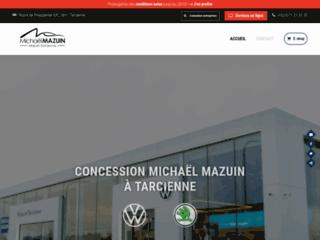 Détails : Garage Michaël Mazuin à Nalinnes, concessionnaire Volkswagen et VW Utilitaires