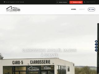 Détails : Service de carrosserie toute marques à Somzée