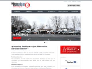 Détails : M Beaudoin Électrique | Maîtres Électriciens à Longueuil