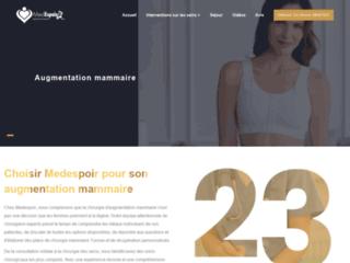 Détails : Augmentation mammaire prix Maroc