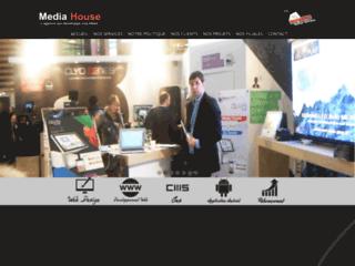 Détails : MediaHouse :: Societe de développement web en Tunisie