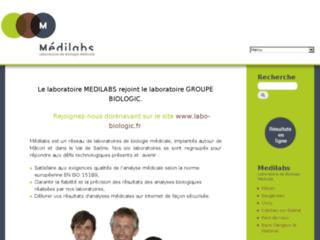Détails : Laboratoire médical répondant à tous vos besoins
