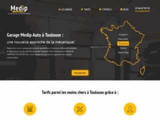 Garage Medip Auto à Paris-Sud