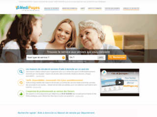 Détails : L'annuaire d'habitation de retraites