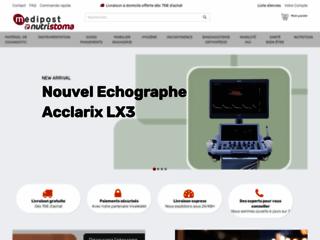 Medipost: Vente de matériel médical et soins