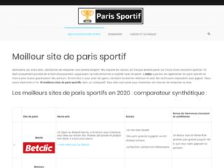 Détails : Meilleur-paris-sportif.fr : les meilleurs sites de paris sportifs en 2020