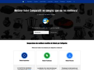 Meilleur robot comparatif | Comparateur de robots