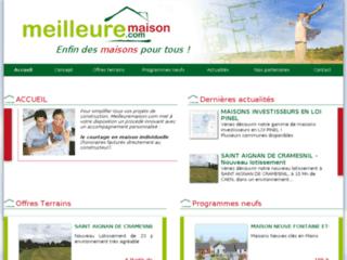 Détails : Meilleure maison courtier en maison individuelle à Caen