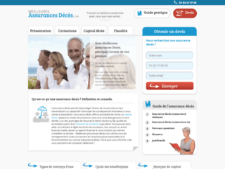 Détails : Meilleures Assurances Décès