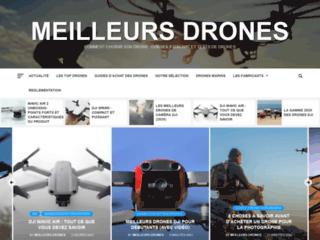 Conseils d'achat et tests de drones - Meilleurs Drones