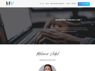 Mélanie VIDAL - Rédacteur web SEO