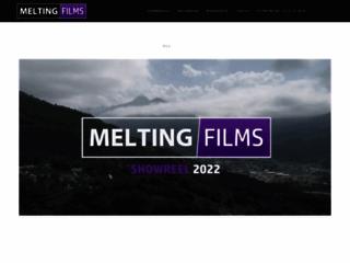 Melting Films, production audiovisuelle, film corporate, événementiel, photographie