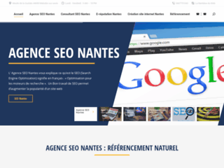 Agence Web Nantes : Consultant SEO