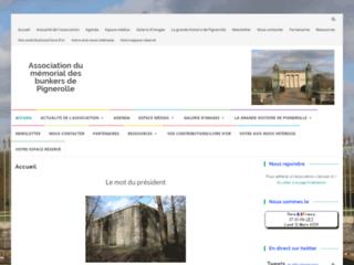 Association de mémorial des bunkers de Pignerolle