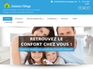 Détails : Ménage Montreal