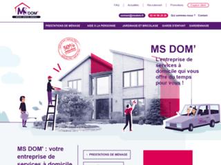 Ménage Service - MS Domicile