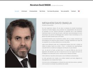 Détails : Smadja écrivain français