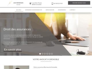 Votre cabinet d'avocat à grenoble en divorce, droit des assurances, immobilier : Me Mendoza